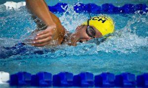 Wedden op zwemmen