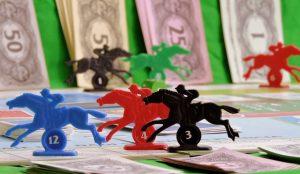 Virtueel wedden paarden