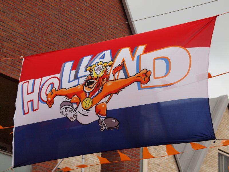 Nederlands elftal hoopt weer eens te winnen van Portugal
