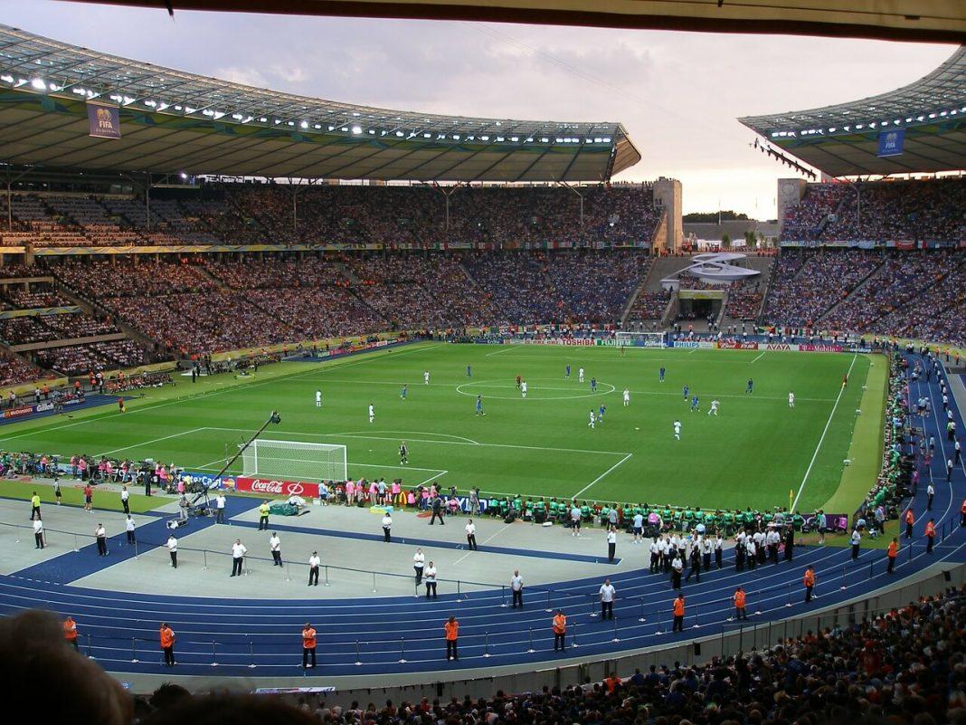 Vier teams in de race om de FA cup van het seizoen 2017-2018 te winnen