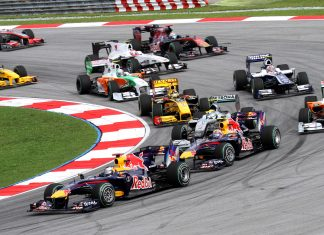 Jenson Button keert terug in Formule 1
