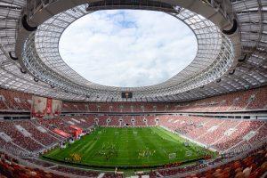 Speelsteden WK 2018