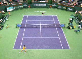 Veel toptennissers op Indian Wells 2018