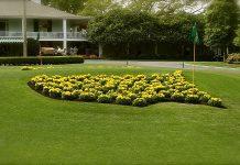 De Masters eerste Major golftoernooi van het jaar