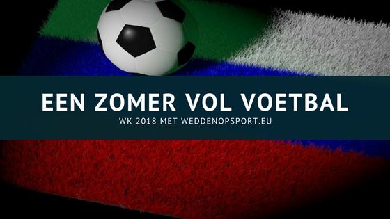 WK 2018 poule A