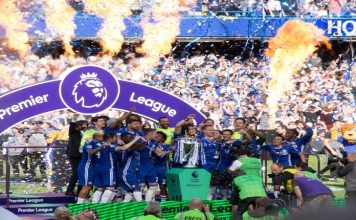 Spannende degradatiestrijd in de Premier League
