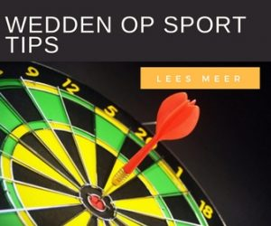 wedden op sport tips