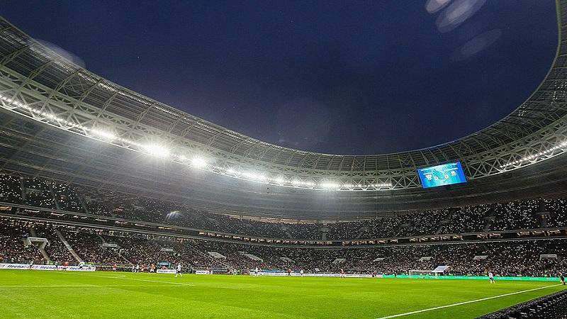 De speelsteden en stadions van het WK 2018