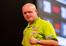 Van Gerwen wint met overmacht Premier League of Darts