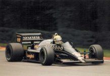 Wedden op Formule 1: auto van Senna