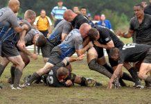 Wedden op rugby: hersenschudding spelen rugby
