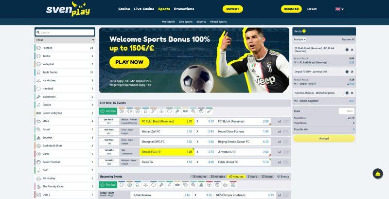 WeddenOpSport.eu review Svenplay screenshot september 2020